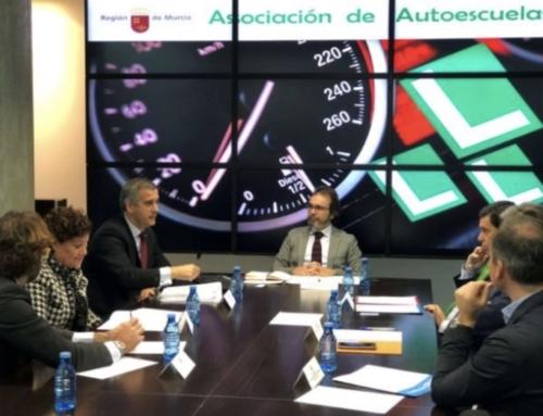 Reunión ARAMUR-CONSEJERÍA DE PRESIDENCIA Y FOMENTO