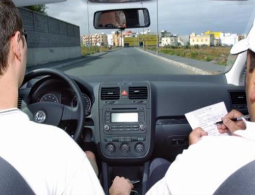 Tráfico da más examinadores para las autoescuelas
