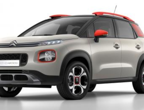 RENTING CITROËN C3 AIRCROSS BLUEHDI 100CV FEEL