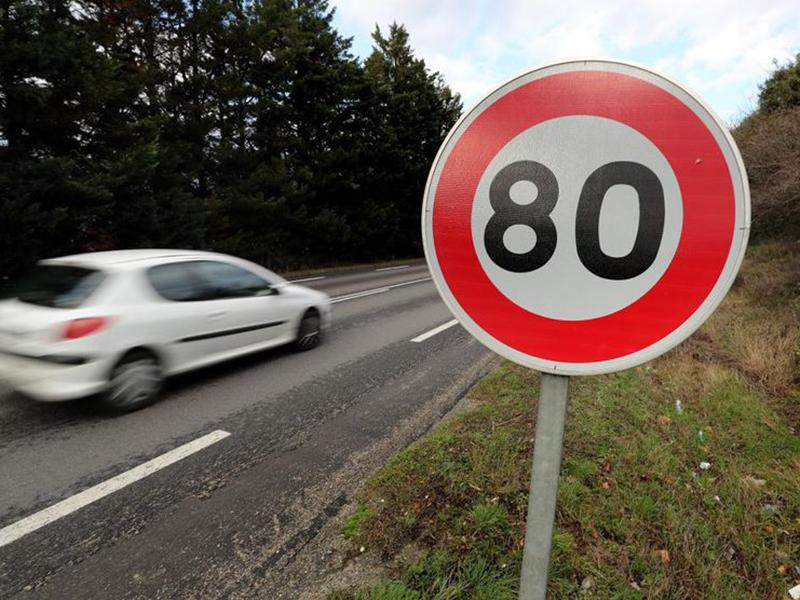 Nuevos límites de velocidad en vías urbanas y travesías